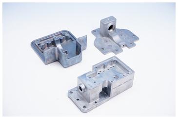 化成処理サンプル(3価クロム処理) ALT-610処理